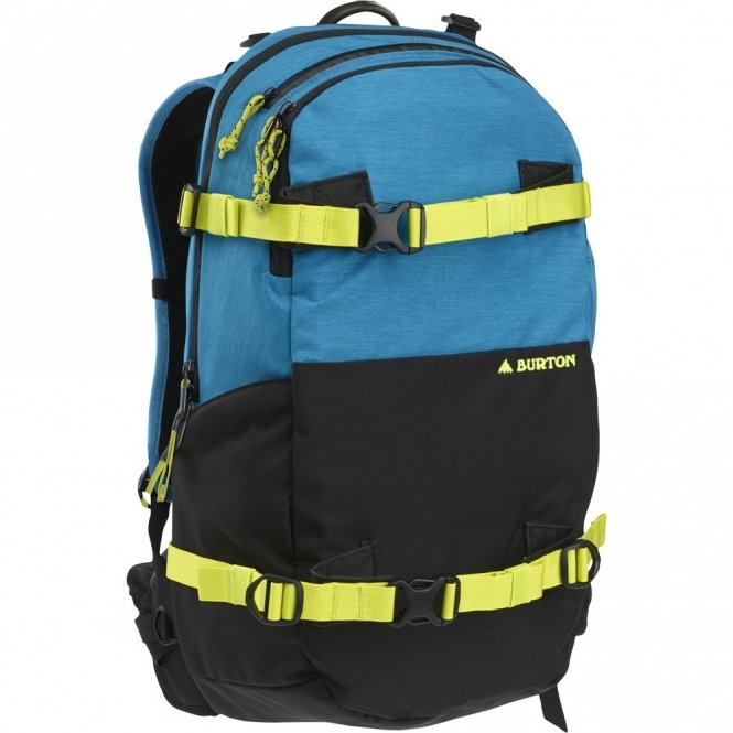 Burton Riders Pack 25L - Danube Heather