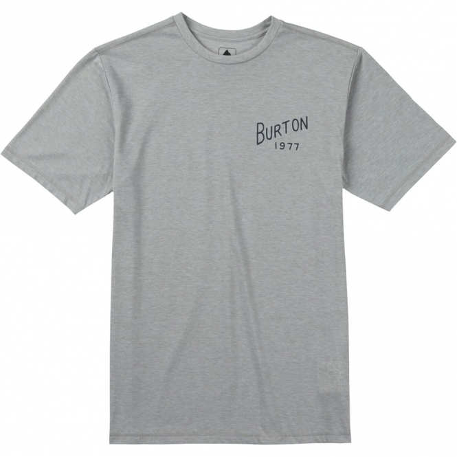 Burton Ridge View Short Sleeve T Shirt