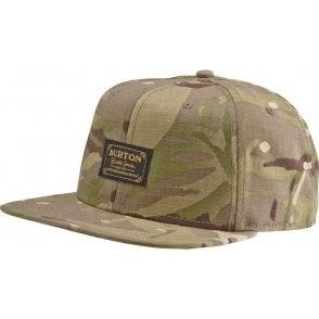 Riggs Snap Back Hat - Camo