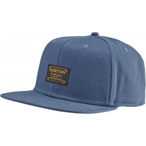 Riggs Snap Back Hat - Dark Denim