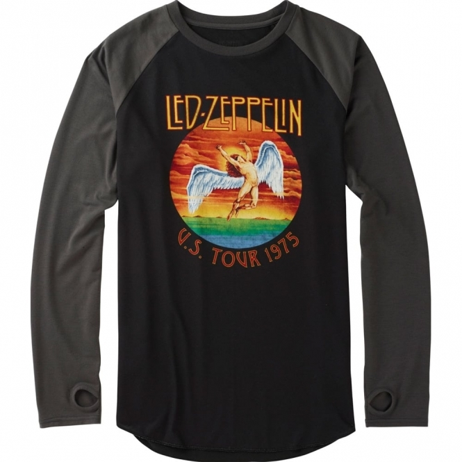 Burton Roadie Tech Tee - Led Zepplin