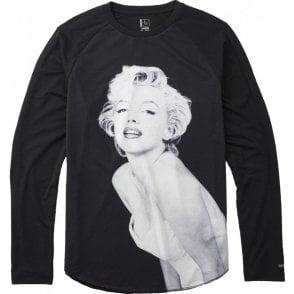 Roadie Tech Tee - Marilyn Monroe