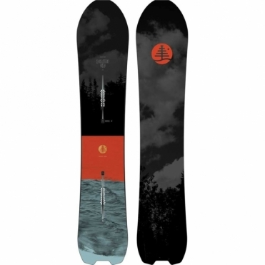 Burton Skeleton Key Snowboard 158