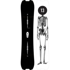 Burton Skeleton Key Twin Snowboard 154