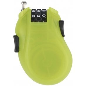 Burton Snowboard Cable Lock - Lime