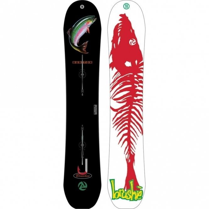 Burton The Brushie Snowboard 157