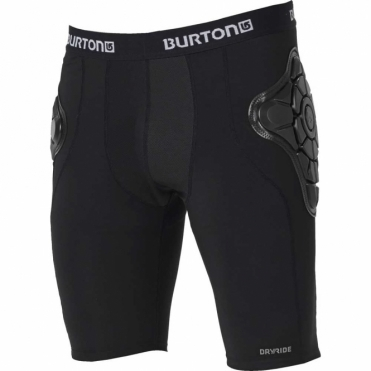 Burton Total Impact Shorts - True Black