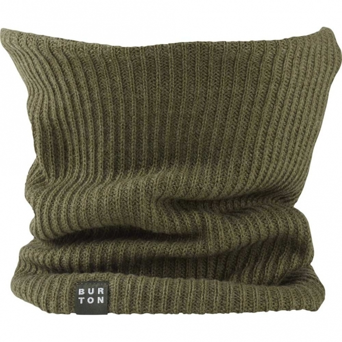 Burton Truckstop Neck Warmer - Green Keef