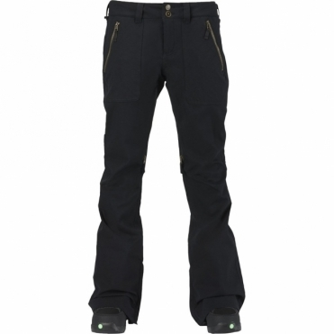 Vida Snowboard Pants - Black