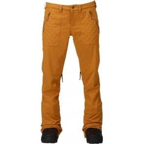 Vida Snowboard Pants - Squashed