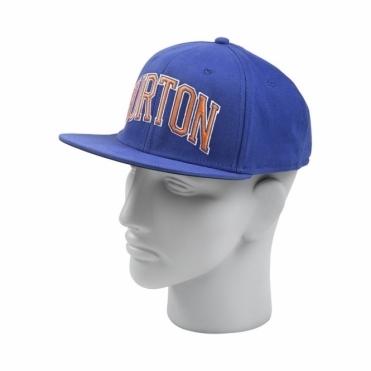 Warm Up Hat - Blue