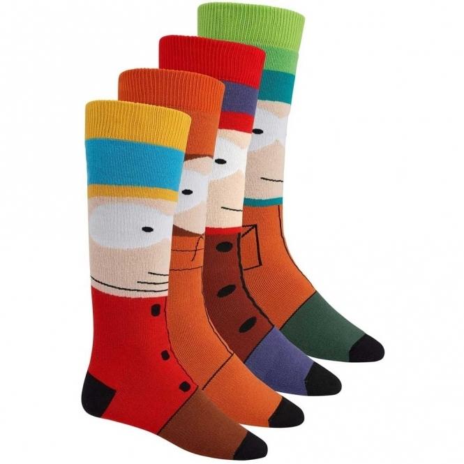 Burton Weekend Socks - South Park 2 Pack