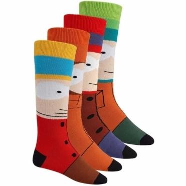 Weekend Socks - South Park 2 Pack