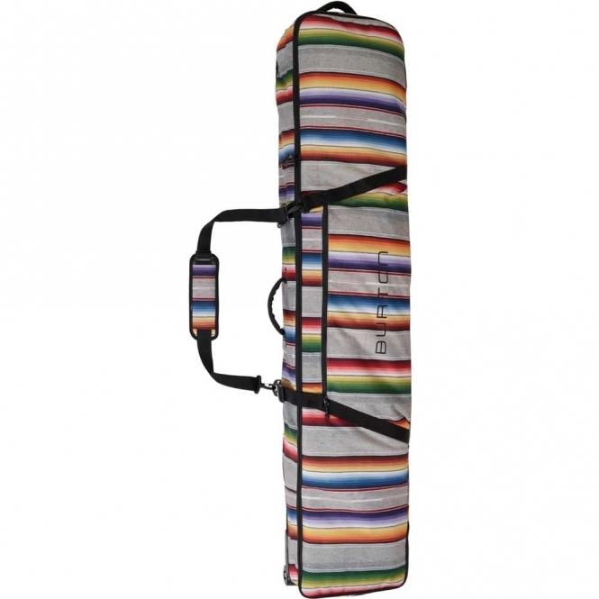 Burton Wheelie Gig Bag - Bright Sinola Stripe