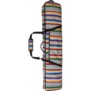 Burton Wheelie Gig Bag - Bright Sinola Stripe