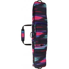 Wheelie Gig Bag - Glitch Print