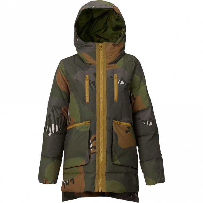 Burton Womens' King Pine Down Jacket