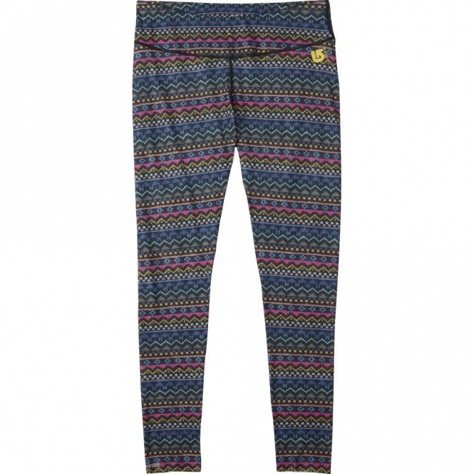 Burton Womens Midweight Pant - Fun Fair