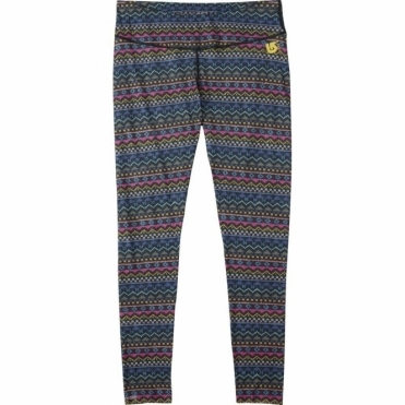 Womens Midweight Pant - Fun Fair
