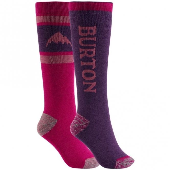 Burton Women's Weekend Socks - 2 Pack