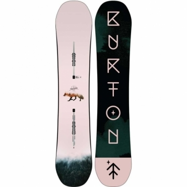 Burton Yeasayer Flying V Snowboard 144