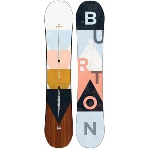 Burton Yeasayer Flying V Snowboard 148