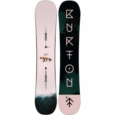 Burton Yeasayer Flying V Snowboard 152