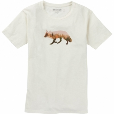 Burton Yeasayer Tee - Stout White
