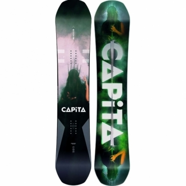 Capita Defenders of Awesome Snowboard 155 Wide