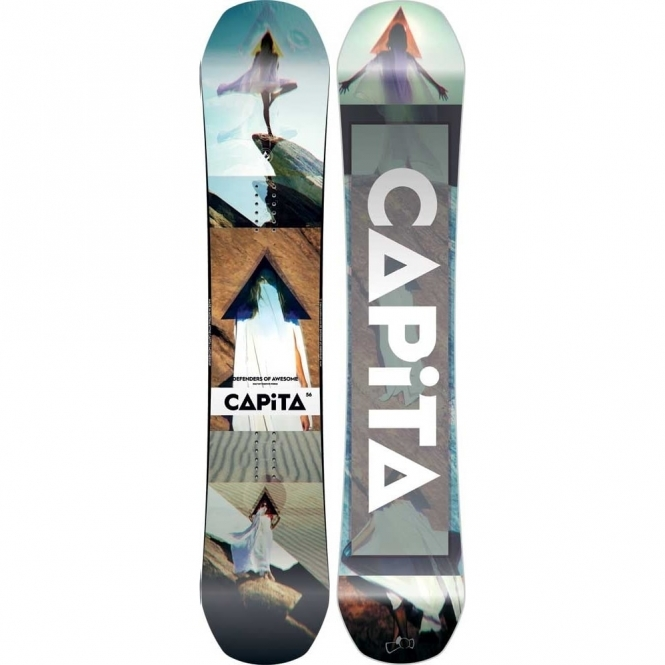 Capita Defenders of Awesome Snowboard 156