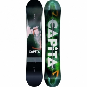 Capita Defenders of Awesome Snowboard 158