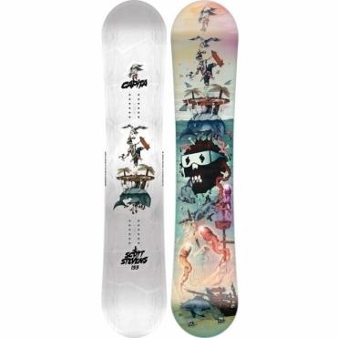 Scott Stevens Pro Snowboard 155