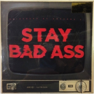 Capita Stay Bad Ass DVD
