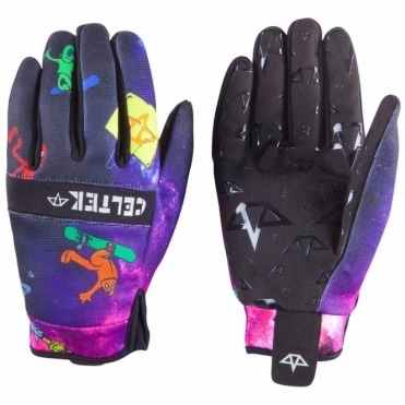 Misty Snowboard Gloves - Spaced Out
