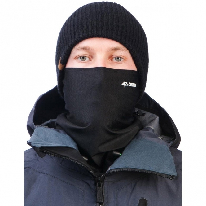 Celtek Payson Facemask - Black