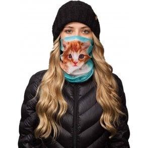 Tubular Facemask - Meow