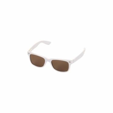 Chunk Sunglasses White