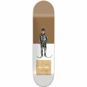 Chocolate Everyday People Stevie Perez 8.25″