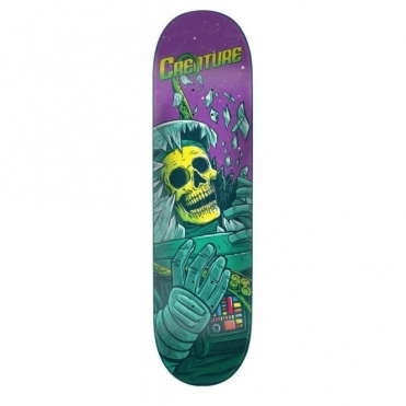 Creature Deck Space Horrors 8.25""