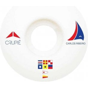 Crupiê Ribeiro Sailing Skateboard Wheels 51mm