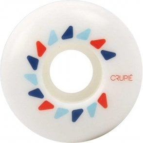 Crupiê Soloko Skinny Shape Skateboard Wheels 52mm