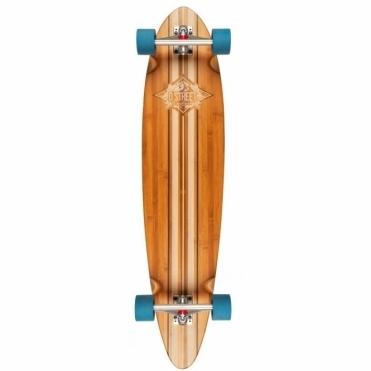 Pintail Bamboo Marina Longboard
