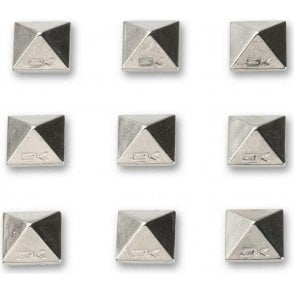 Dakine Pyramid Studs - Chrome