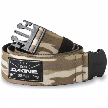 Dakine Reach Belt - Field Camo
