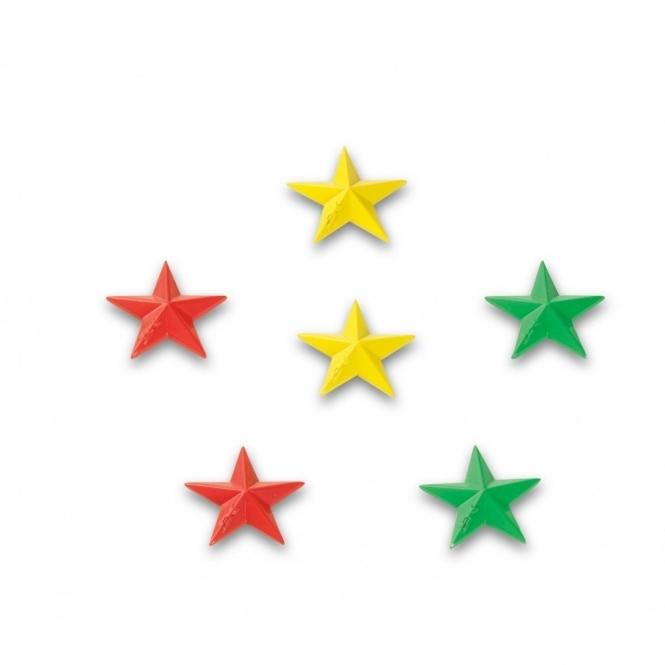 Dakine Star Studs - Rasta