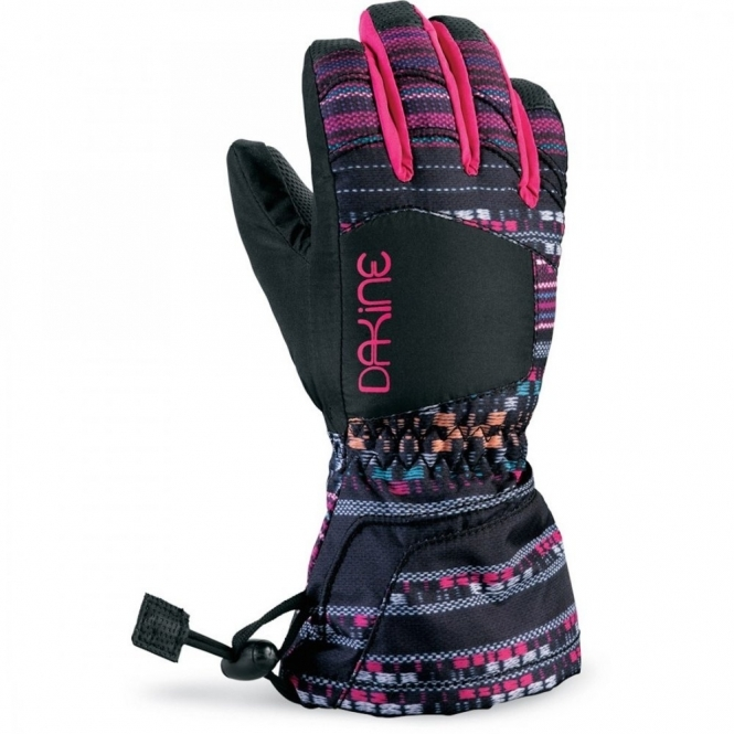 Dakine Tracker Kids Snowboard Gloves - Vera