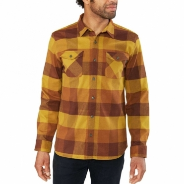 Dakine Underwood Flannel Shirt - Ginger