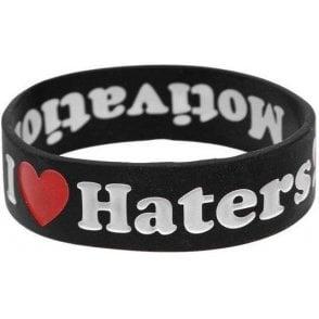 Haters Bracelet - Black