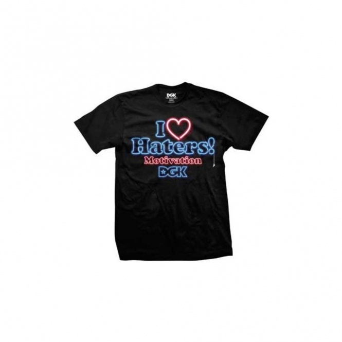 DGK Love Haters After Hours T-Shirt
