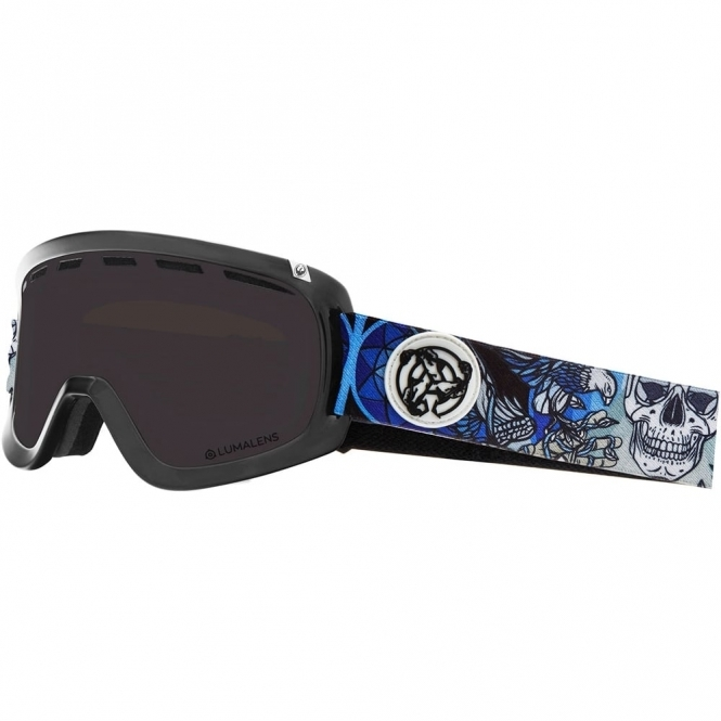 Dragon D1 Goggles - Asymbol Schoph / Dark Smoke